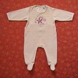 9 месяцев Велюровый человечек Baby Code, б/у.