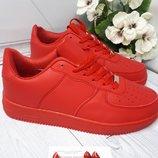 Красные крутые кроссовки недорого