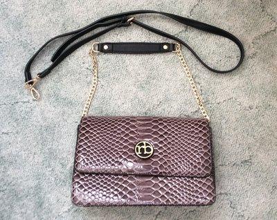 c3478da1 Шикарная итальянская лаковая сумка Roccobarocco Оригинал: 1500 грн ...