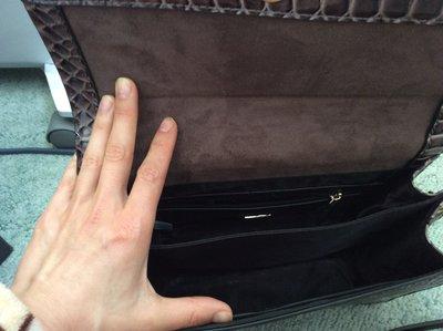 9ccfa92b Шикарная итальянская лаковая сумка Roccobarocco Оригинал. Previous Next