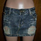 XS-S джинсовая юбка, короткая юбка, юбка, мини юбка, юбка джинсовая, короткая юбка, летняя юбка