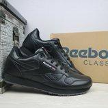 Мужские кроссовки Reebok Classik Черный