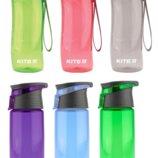 Пляшечка для води Kite 530 мл . K18-400-01, K18-401-01