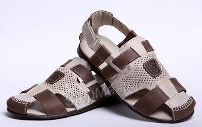 Сандалии мужские кожаные Kristan Calfskin