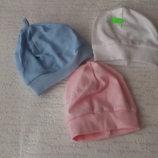 шапочки для девочки мальчика