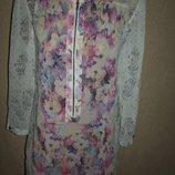 Красивая блуза Warehouse р-р12