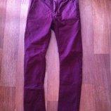 Бордовые джинсы бренд Win Win модель Fair Compromise