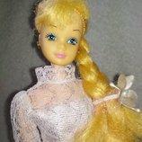 Коллекционная винтажная кукла барби 90х куколка