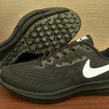 Черные мужские кроссовки Nike Air Zoom Pegasus. VIETNAM. 41-46