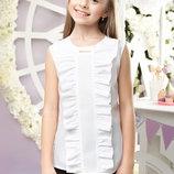 Школьная блуза 122-164р.