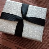 Классное кольцо в подарочной коробочке