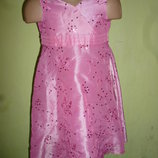 нарядное платье на 4 года