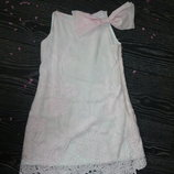 нарядное платье от DAGA