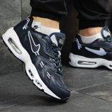 Кроссовки мужские Nike 95 dark blue/white