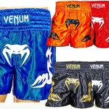 Трусы для тайского бокса шорты для единоборств Venum Inferno 5807 размер S-L