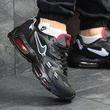 Кроссовки мужские Nike 95 black/red