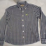 Рубашка мужская Hollister р. s ворот 37-38 Вьетнам