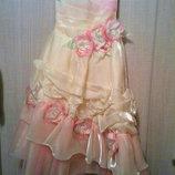Бесподобное бальное платье premium