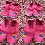 Мокасины кроссовки для девочки .Размер 21-26.