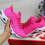 Кроссовки женские Nike Air Max Tn bright pink