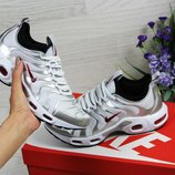 Кроссовки женские Nike Air Max Tn white/silver