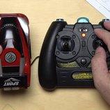 Антигравитационная радиоуправляемая машинка игрушка CLIMBER WALL RACE