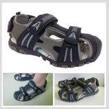 Босоножки для мальчиков с защитой носка, р. 31 - 36 стелька 18,0 - 21,5
