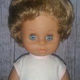 Кукла Гдр 34см biggi прямоножка Цена снижена