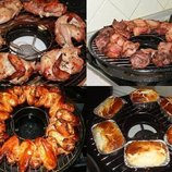 Сковорода Гриль-Газ с крышкой , готовим без жира