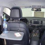 Столик-Подставка в автомобиль,автомобильный столик д ноутбука на руль