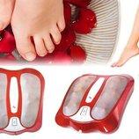 Инфракрасный роликовый массажер для ног Infrared Kneading Foot Massage
