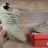 Кроссовки мужские Nike Air Presto beige