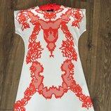 Шикарное платье,материал дайвинг