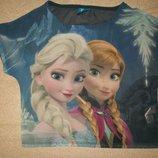 Блуза с принцессами George 5-6л,