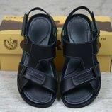 Мужские кожаные сандалии Cardio
