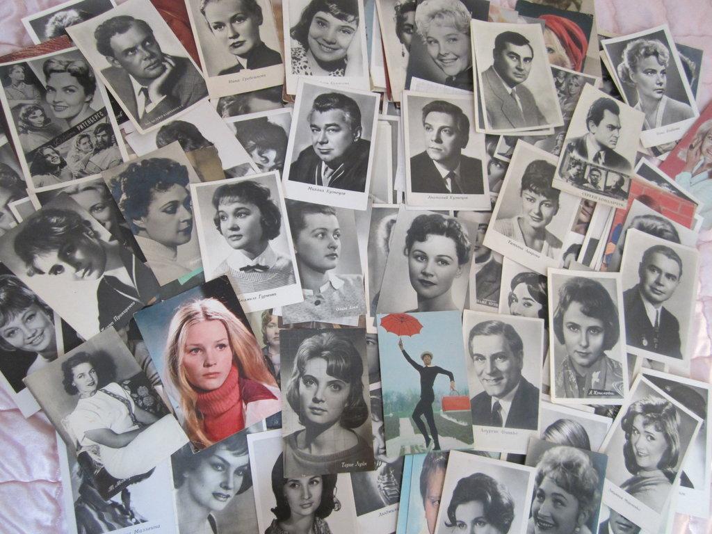общие фото памяти ушедшим артистам ссср лучше
