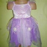 карнавальное платье на 3-4 года