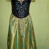 весеннее платье Анны на 5-6 лет