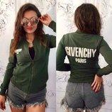 Бомбер женский Givenchy 4 цвета 623нг