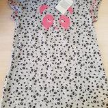Ночная сорочка in extenso на девочку 3 года