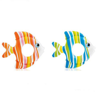 Круг надувной детский Рыбки Intex 59223