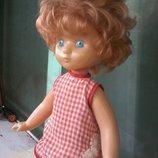 Кукла Ссср очень редкая Загорск 44 см в родном отличная