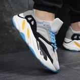 Кроссовки Adidas Yeezy Boost 700 beige, Топ качество
