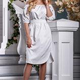 Платье 44,46,48,50 размеры 4 цвета
