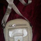 Эксклюзивная сумка от бренда Ted Lapidus.Оригинал.Лимитированная коллекция