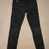 Стильные узкие комбинированные джинсы G-Star 5620 Custom Mid Skinny Голландия 30/32