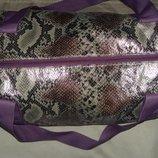 Модная брендовая сумка -викендер от Just Cavalli.Оригинал