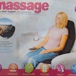 Массажная накидка в автомобиль ,в офис, в дом ,Massage seat topper