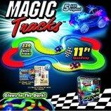 Мэджик трек гибкая гоночная трасса Magic Tracks 220 деталей