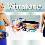 Антицеллюлитный массажный пояс Вибратон Vibratone живот,ягодицы,бедра